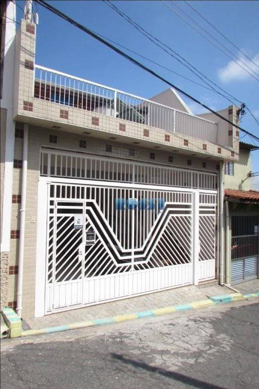 Casa com 2 dormitórios à venda, 165 m² por R$ 780.000 - Vila Ema - São Paulo/SP