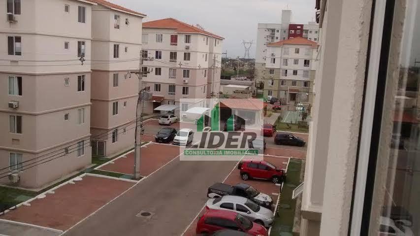Apartamento no bairro Fátima em Canoas.