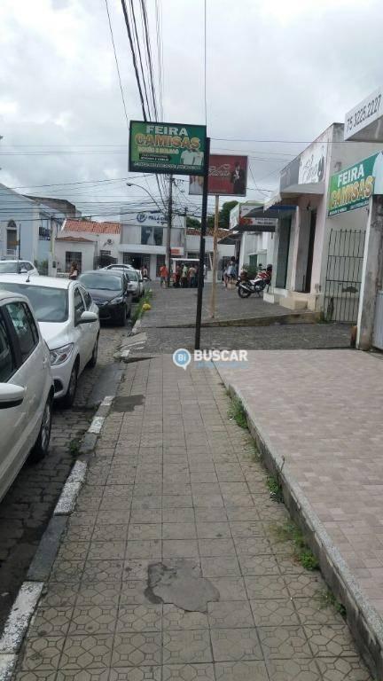 Sala para alugar, 10 m² por R$ 600,00/mês - Centro - Feira de Santana/BA