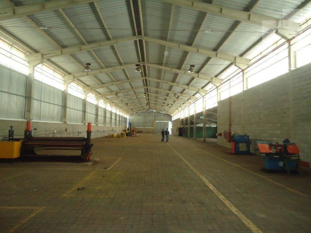 Galpão para alugar, 2106 m² por R$ 29.500,00/mês - Distrito Industrial Alfredo Relo - Itatiba/SP