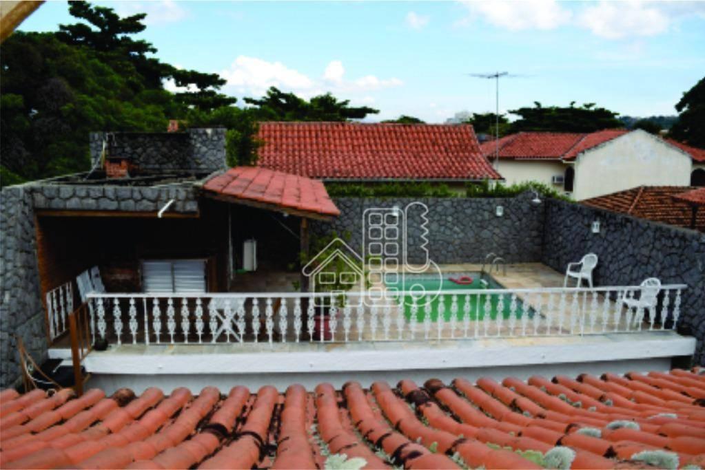 Casa com 4 dormitórios à venda, 272 m² por R$ 1.600.000,00 - São Francisco - Niterói/RJ