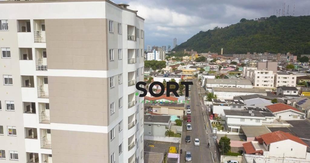 Edificio Estoril, 1Suíte, 1 Dorm, 1 vaga – Itajaí.