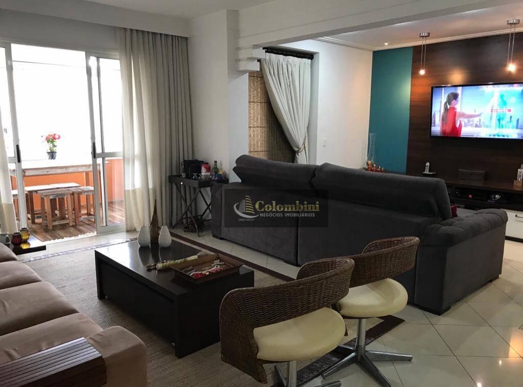 Apartamento com 3 dormitórios à venda, 150 m² - Santa Paula - São Caetano do Sul/SP