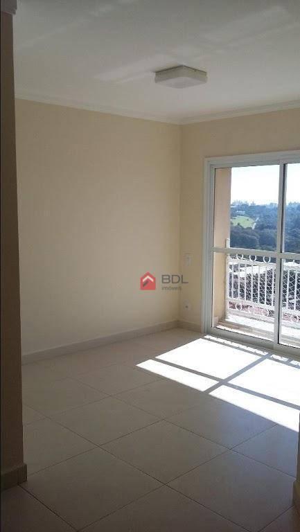 Apartamento residencial para locação, Jardim Bela Vista, Cam