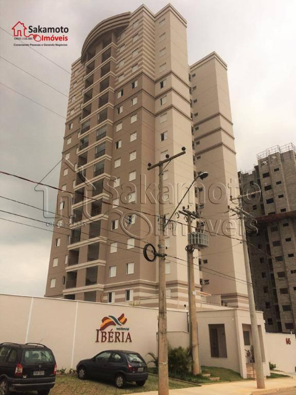 Apartamento residencial à venda, Parque Campolim, Sorocaba - AP2074.