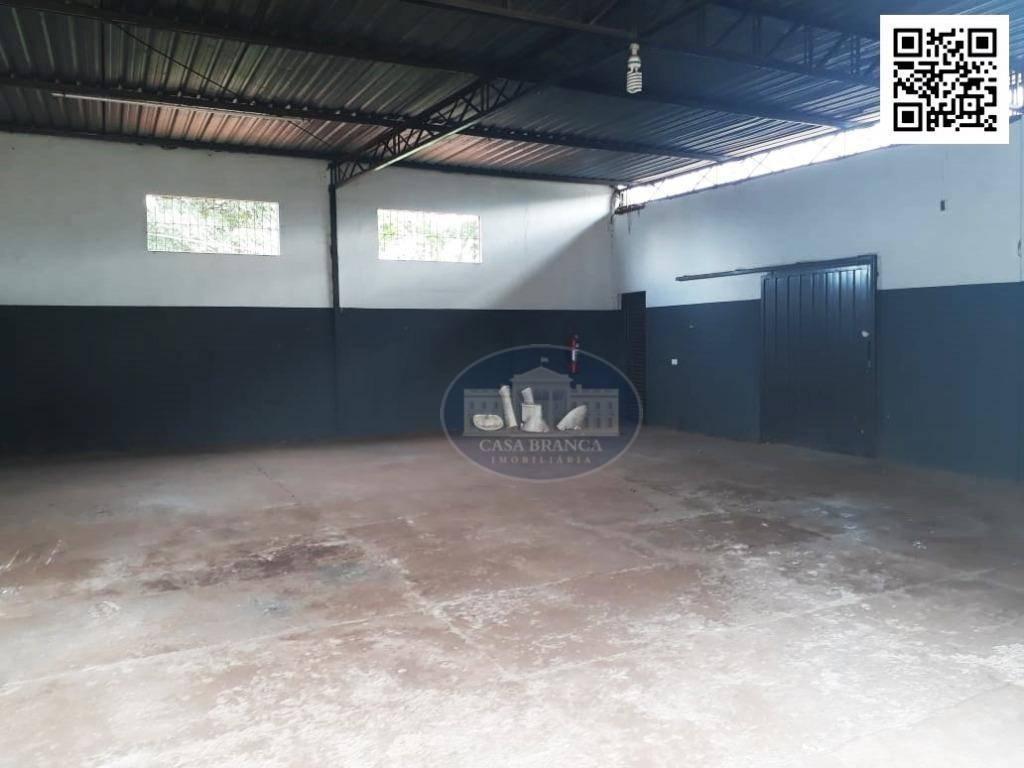 Barracão para alugar ou venda no Jardim do Prado em Araçatuba/SP