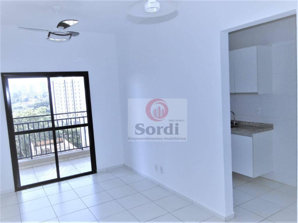 Apartamento com 2 dormitórios à venda, 72 m² por R$ 283.000 - Nova Aliança - Ribeirão Preto/SP
