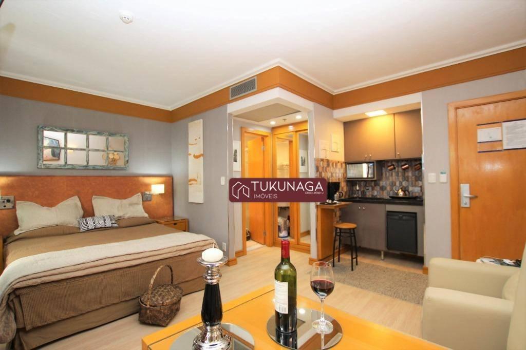 Flat à venda, 31 m² por R$ 150.000,00 - Vila Moreira - Guarulhos/SP