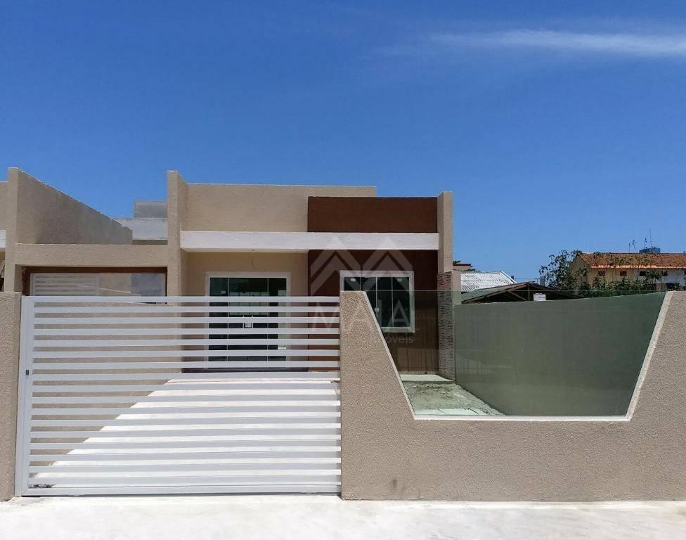 Casa residencial à venda, Pontal do Sul, Pontal do Paraná.