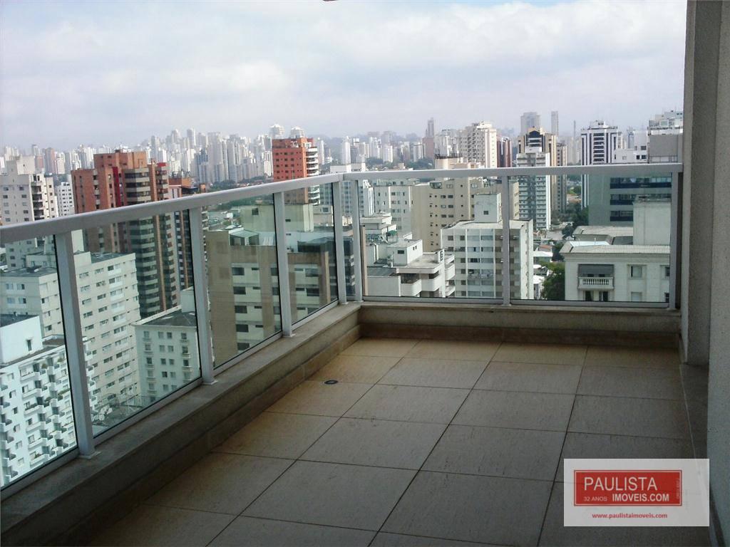 Apartamento residencial à venda, Moema, São Paulo - AP1887.
