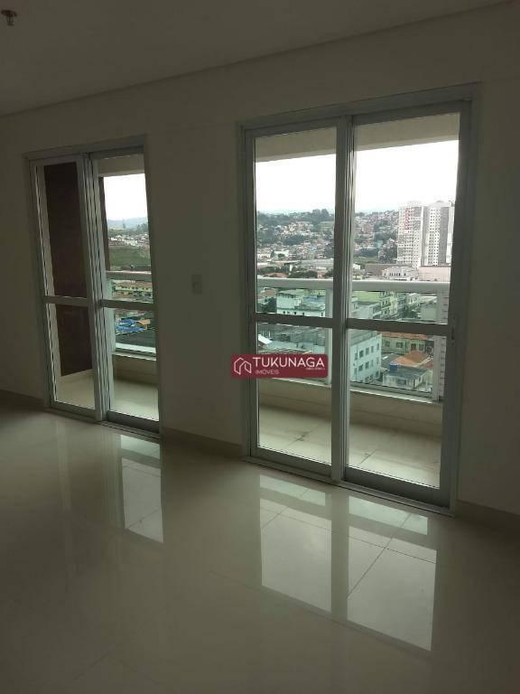 Sala para alugar, 45 m² por R$ 2.401,00/mês - Vila Galvão - Guarulhos/SP