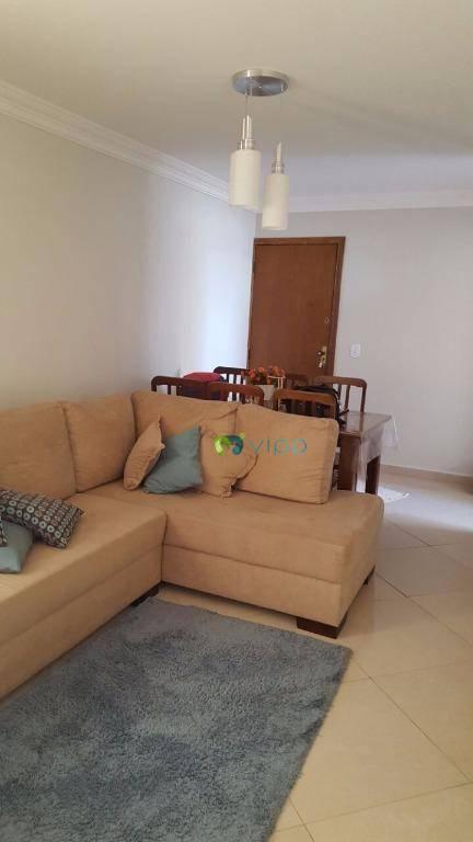 Apartamento com 3 dormitórios à venda, 65 m² por R$ 325.000,00 - Jardim Piratininga - Osasco/SP