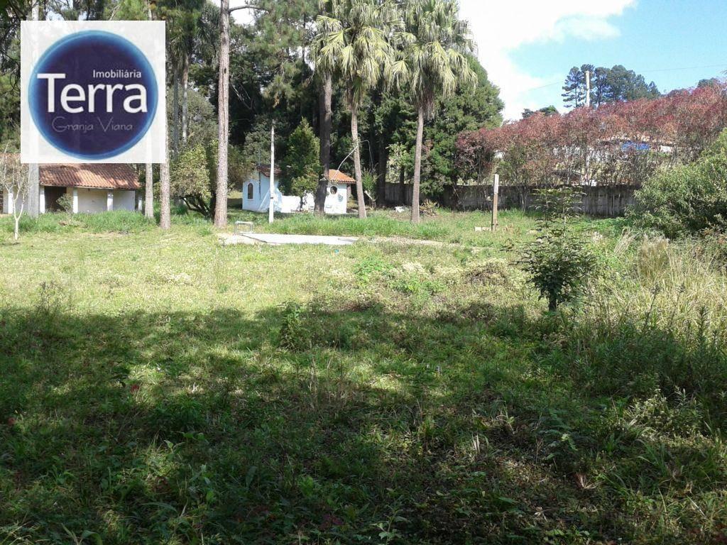 Área residencial à venda, Parque Rincão, Cotia.