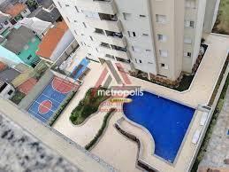 Apartamento à venda, 121 m² por R$ 834.000,00 - Olímpico - São Caetano do Sul/SP