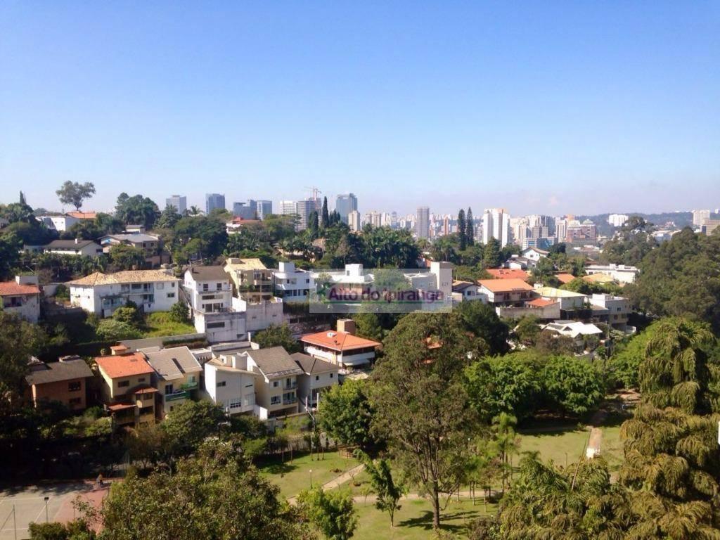 Apartamento de 3 dormitórios à venda em Panamby, São Paulo - SP