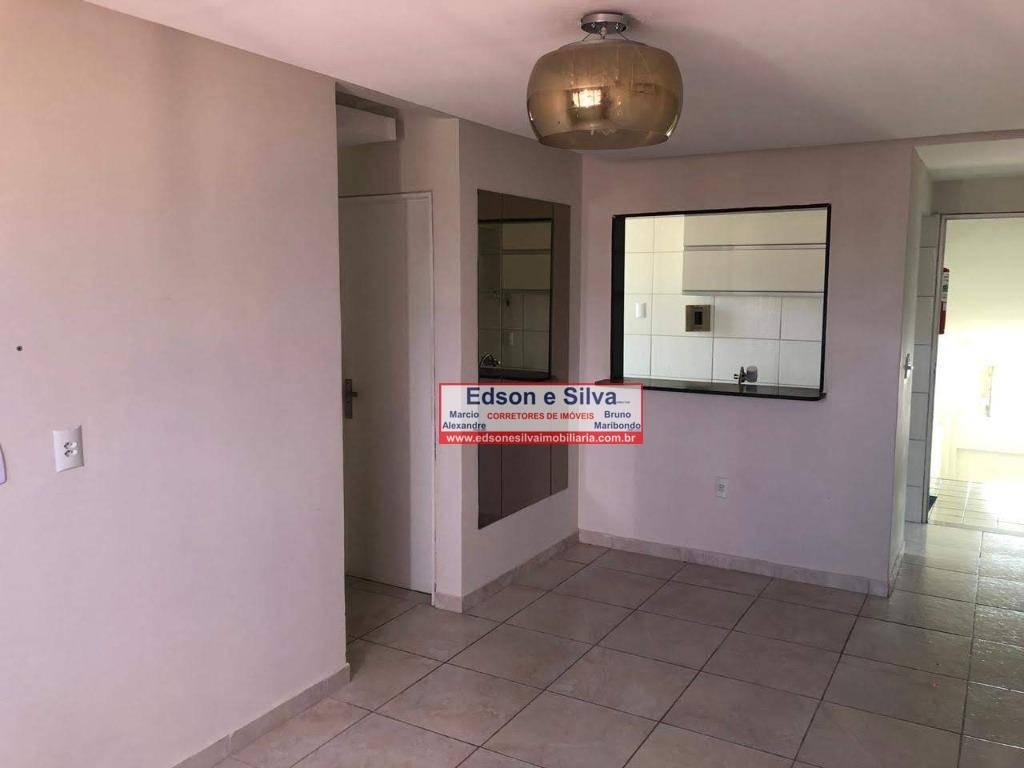Apartamento com 2 quartos à venda, R$ 105.000 - Ponta de Campina - Cabedelo/PB