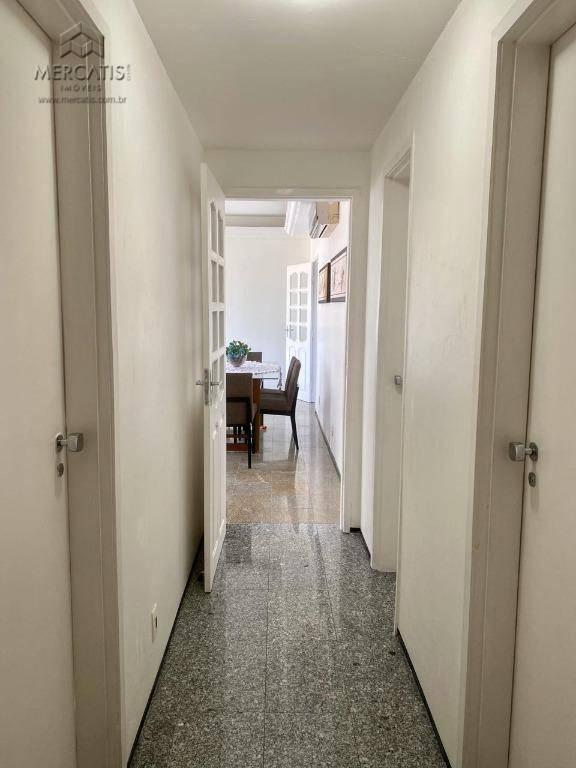 condomínio edifício jardim europa   unidade 302   3° andarapartamento no coração da aldeota, 2 por...