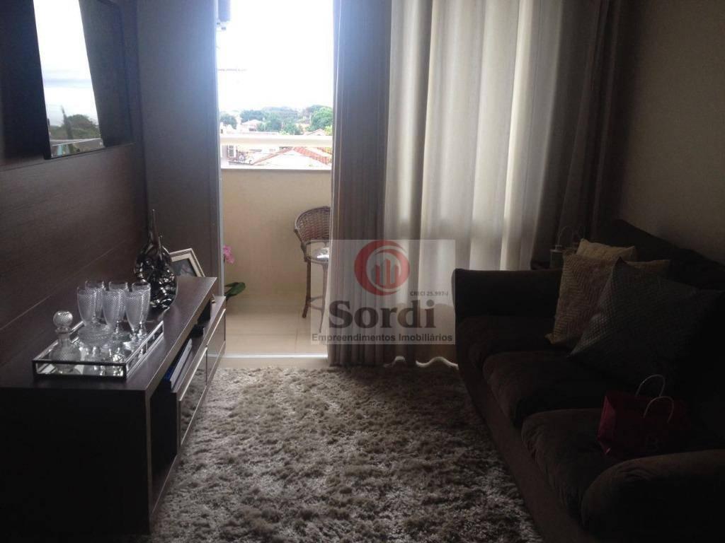 Apartamento residencial à venda, Centro, Sertãozinho.