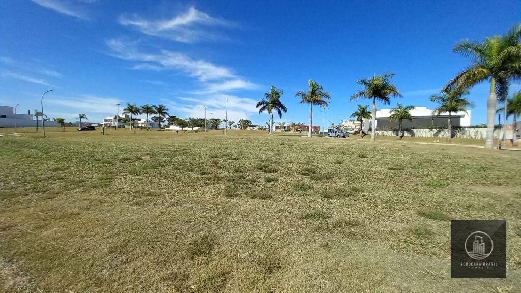 Terreno à venda, 555 m² por R$ 650.000 - Alphaville Nova Esplanada IV - Votorantim/SP