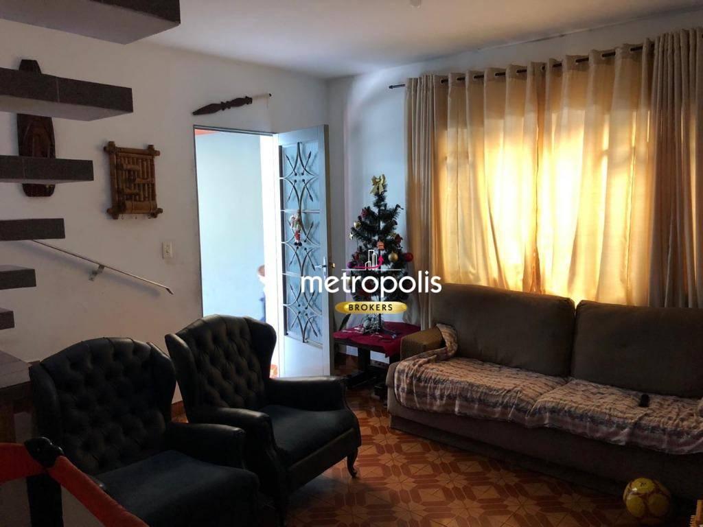Sobrado com 3 dormitórios à venda, 120 m² por R$ 420.000 - Jardim Maria Estela - São Paulo/SP