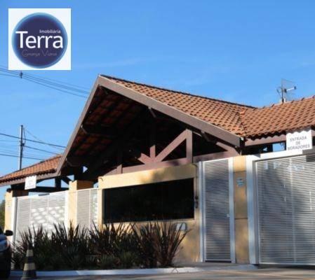 Terreno residencial à venda, Los Angeles, Granja Viana.