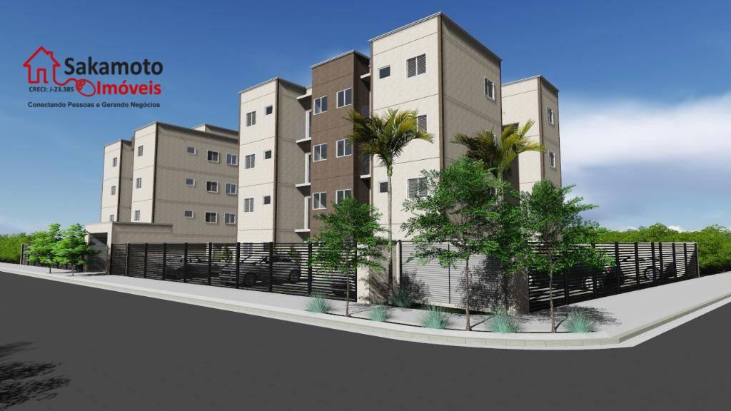 Apartamento residencial à venda, Vila Angélica, Sorocaba.
