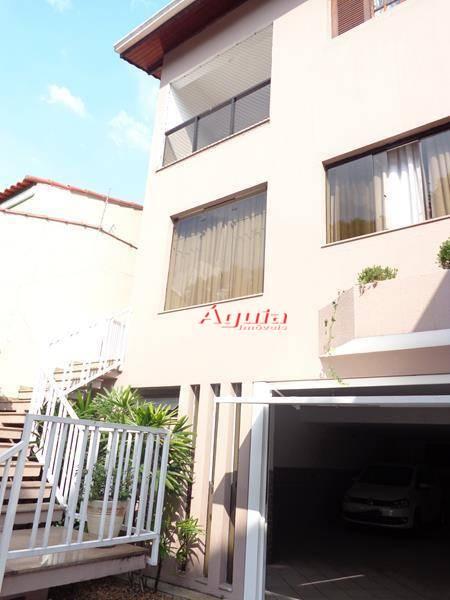 Sobrado com 4 dormitórios à venda, 319 m² por R$ 950.000 - Parque das Nações - Santo André/SP