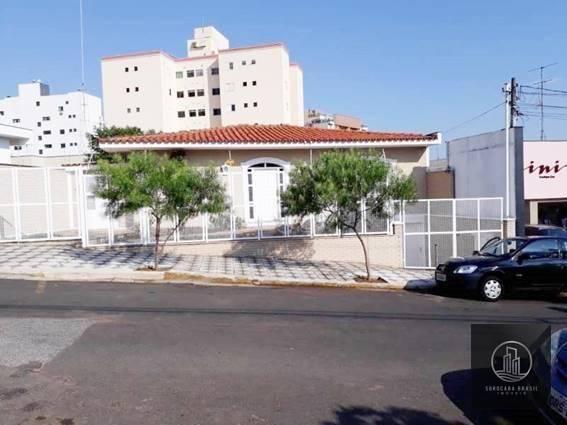 Casa para alugar, 313 m² por R$ 5.500/mês - Jardim Paulistano - Sorocaba/SP