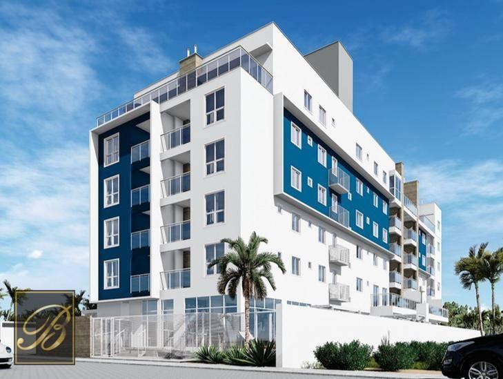 Apartamento com 3 dormitórios à venda, 131 m² por R$ 942.705 - Do Ubatuba - São Francisco do Sul/SC
