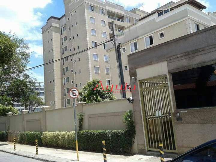Cobertura com 3 dormitórios à venda, 67 m² por R$ 380.000 - Vila São Pedro - Santo André/SP