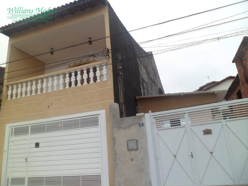 Sobrado à venda, 227 m² por R$ 500.000,00 - Jardim Bela Vista - Guarulhos/SP