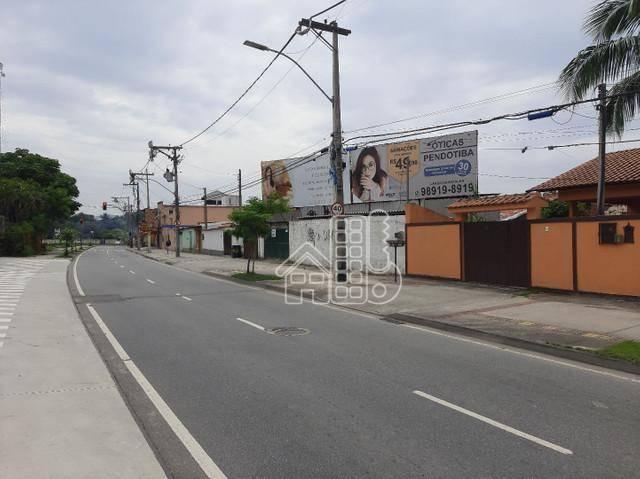 Área para alugar, 460 m² por R$ 6.900,00/mês - Cafubá - Niterói/RJ