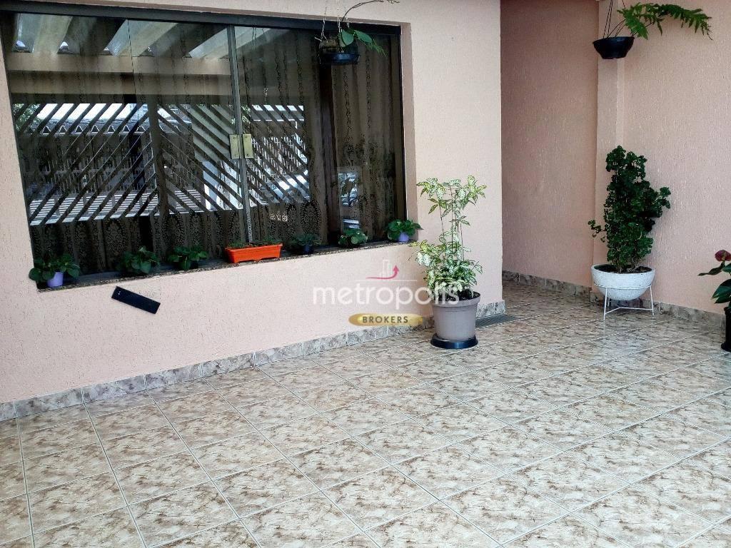 Casa com 2 dormitórios à venda, 98 m² por R$ 430.000 - Jardim Ocara - Santo André/SP