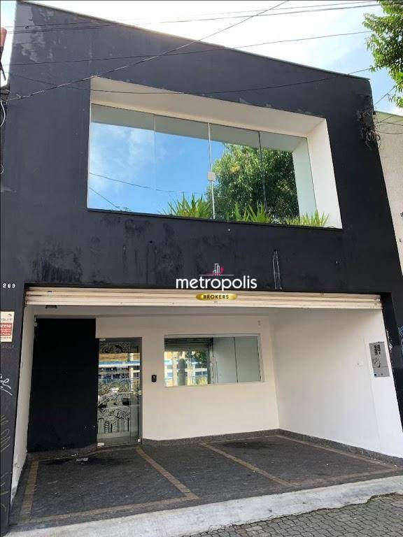 Prédio para alugar, 250 m² por R$ 6.500,00/mês - Santo Antônio - São Caetano do Sul/SP