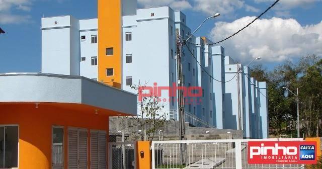 Apartamento com 2 dormitórios à venda, 42 m² por R$ 57.236,72 - Itoupavazinha - Blumenau/SC