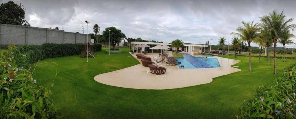 Lote à venda Jardins das Dunas, 252 m², condomínio fechado, financia - Mangabeira - Eusébio/CE