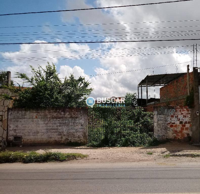 Terreno à venda, 300 m² por R$ 250.000 - Mangabeira - Feira de Santana/BA