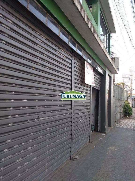Salão para alugar, 100 m² por R$ 2.500,00/mês - Macedo - Guarulhos/SP