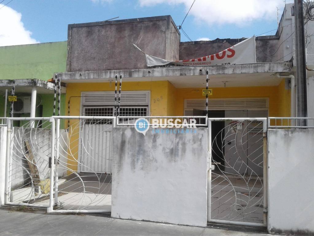 Casa comercial para locação, Ponto Central, Feira de Santana.