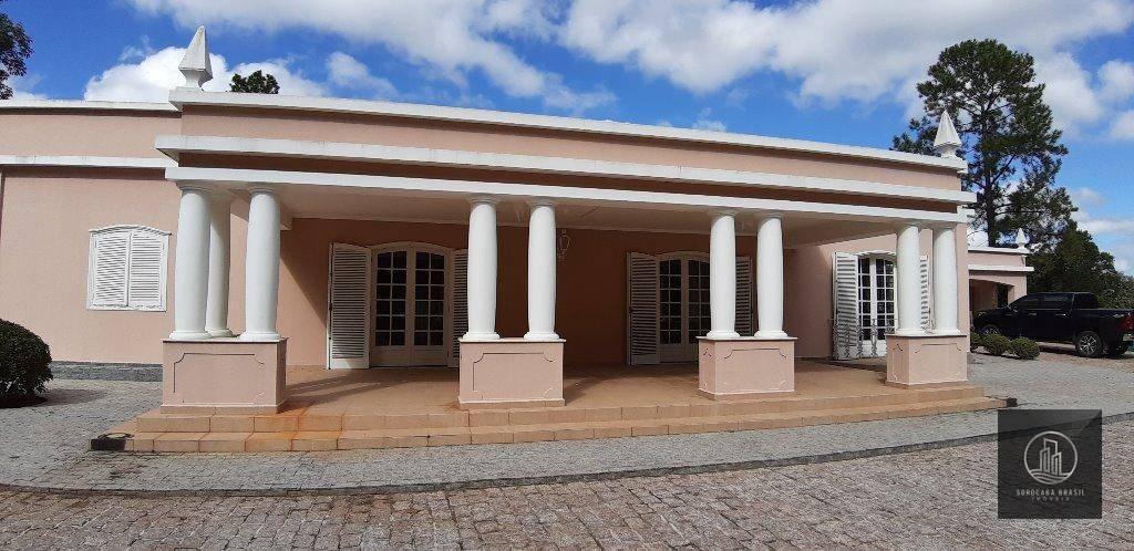 Casa com 3 dormitórios à venda, 700 m² por R$ 5.000.000,00 - Chácaras Residenciais Santa Maria - Votorantim/SP