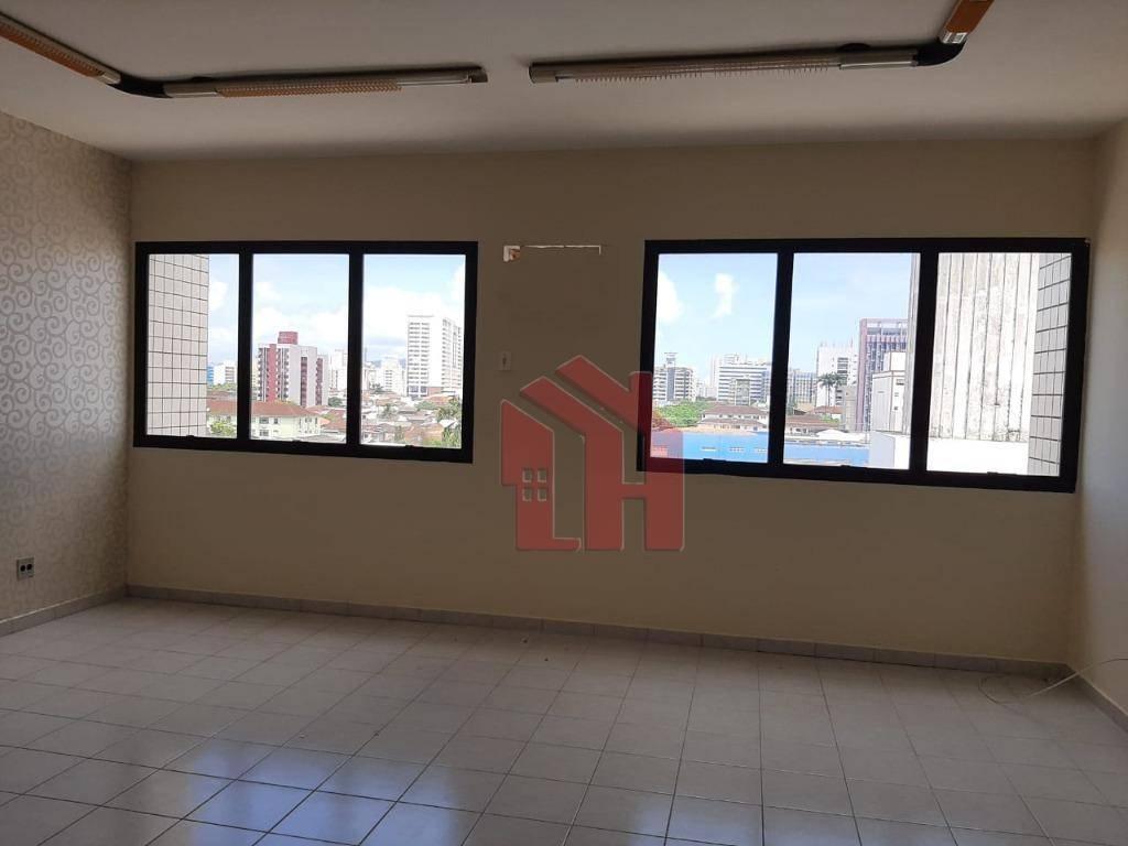Sala comercial 50m² Vila Matias Santos