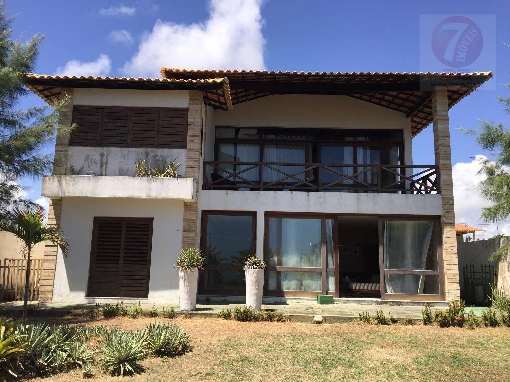 Casa residencial à venda, Praia do Amor, Conde - CA0009.