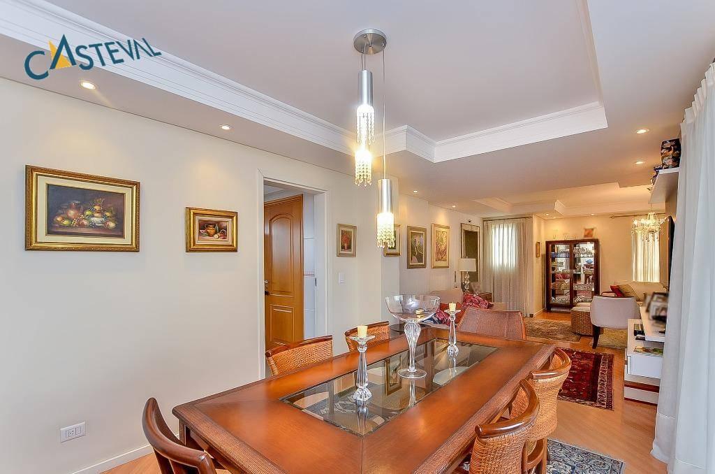 AP0117-CST, Apartamento de 3 quartos, 176 m² à venda no Cabral - Curitiba/PR