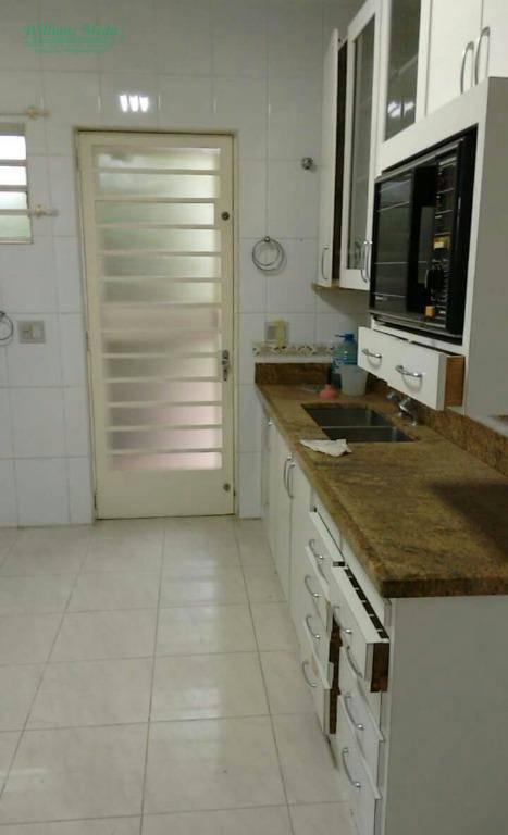 Sobrado residencial à venda, Vila Galvão, Guarulhos - SO0140