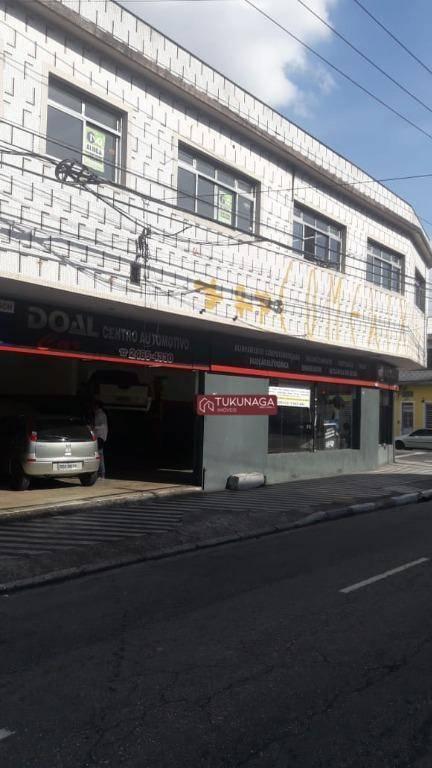 Sala para alugar, 80 m² por R$ 1.000,00/mês - Vila Hulda - Guarulhos/SP