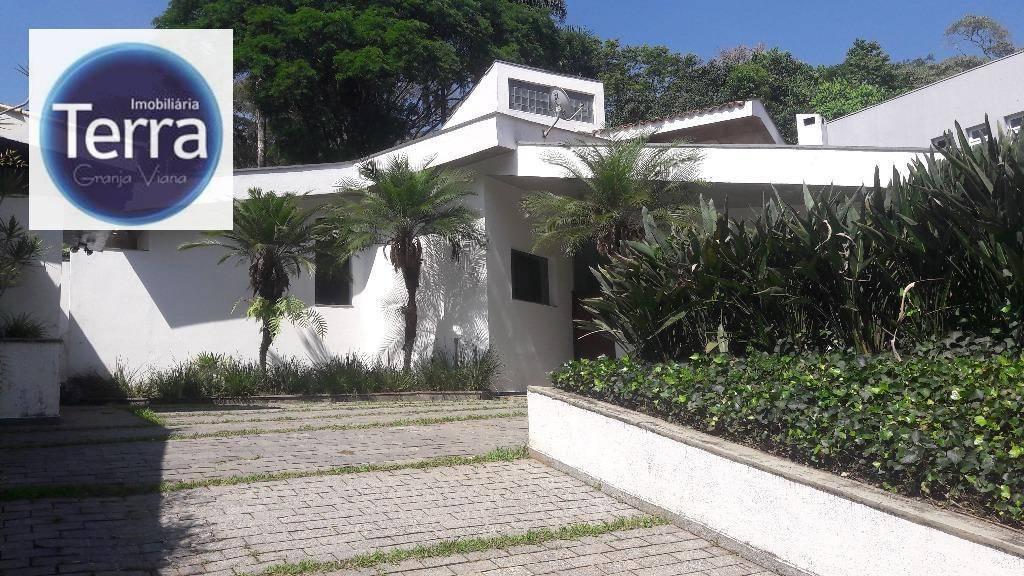 Casa residencial à venda, Forest Hills, Granja Viana.