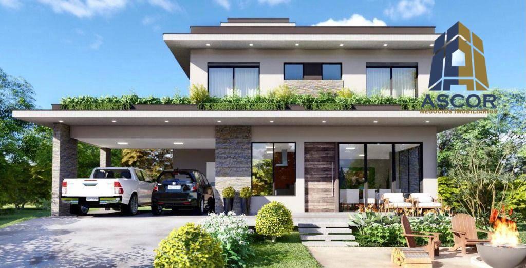 Casa no Costa da Serra em Rancho Queimado