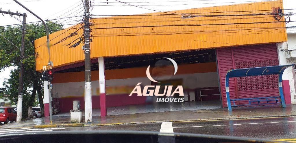 Salão à venda, 644 m² por R$ 4.800.000,00 - Parque Jaçatuba - Santo André/SP
