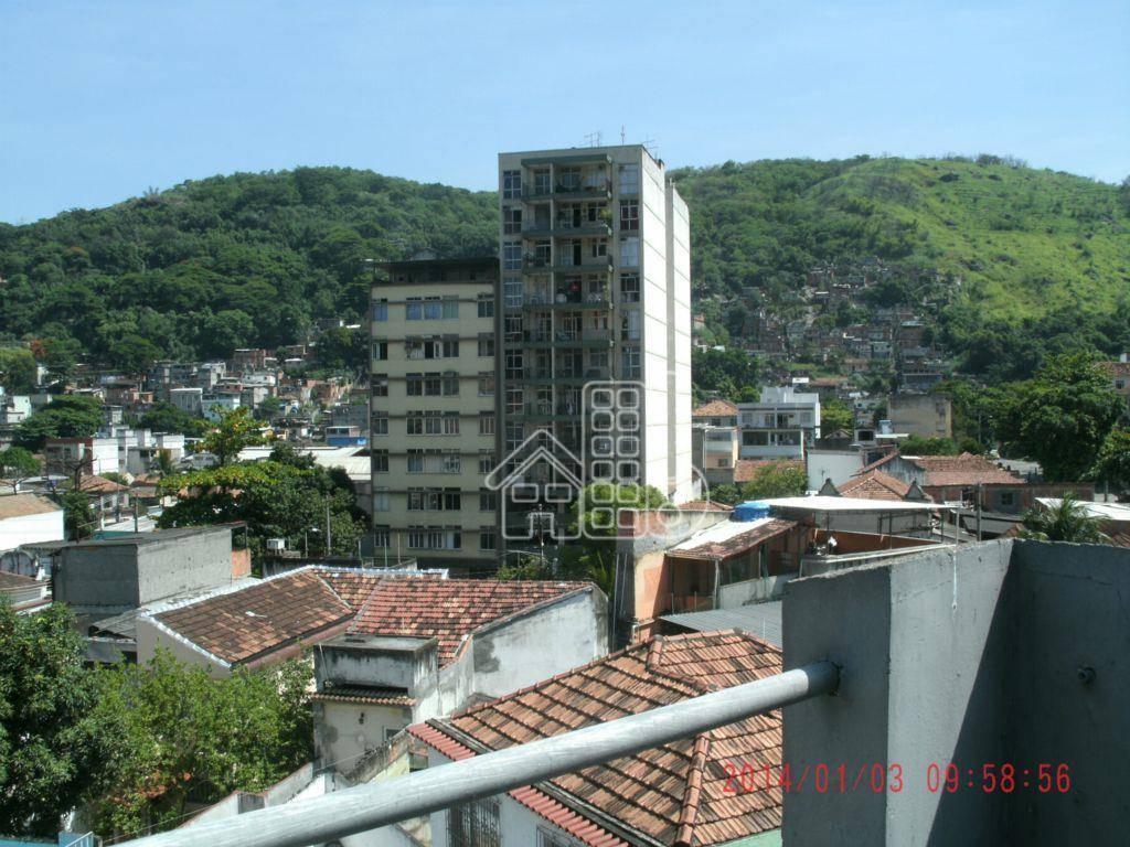 Casa com 7 dormitórios à venda, 261 m² por R$ 600.000,00 - Grajaú - Rio de Janeiro/RJ