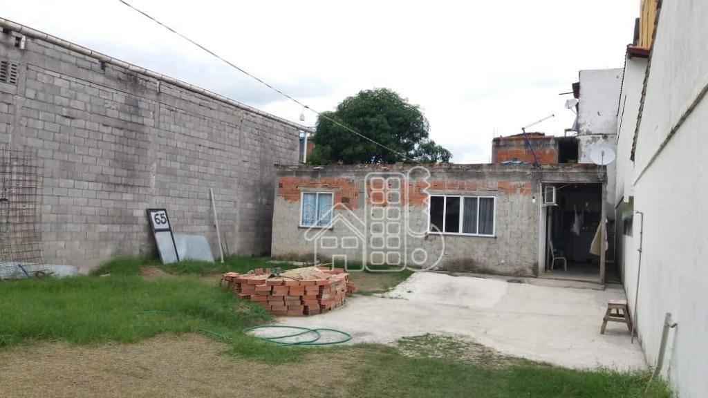 Casa com 4 dormitórios à venda, 135 m² por R$ 450.000,00 - Colubande - São Gonçalo/RJ